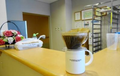 レギュラーコーヒー&キッチンコーナー
