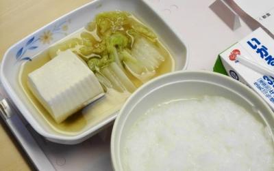 朝食 白菜はOK