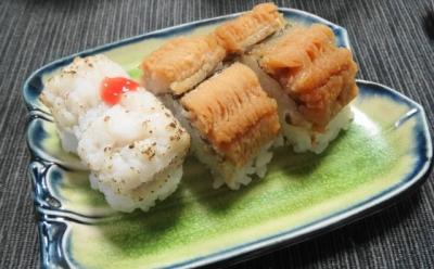 はも寿司2種