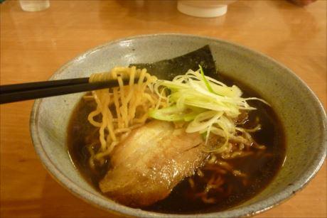 醤油ラーメンin釧路つけ麺・拉麺 虎吉(11)_R