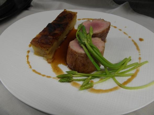 plat porc