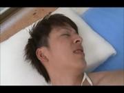 芸人系競パン男子が初めての男の尻に興奮!