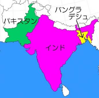 3パキスタン分離