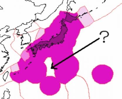 日本の排他的経済水域