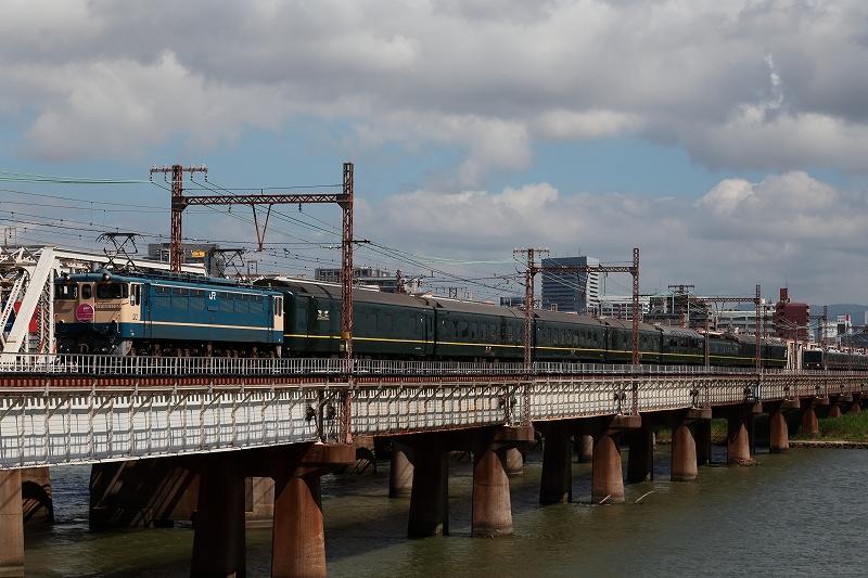 トワイライト EF65 淀川