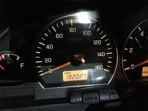 192000キロ