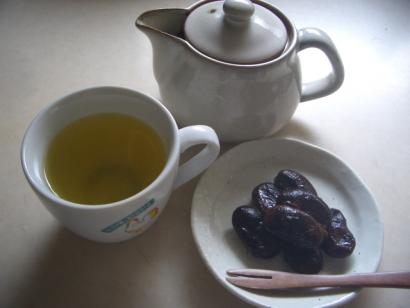 朝時間(お茶)