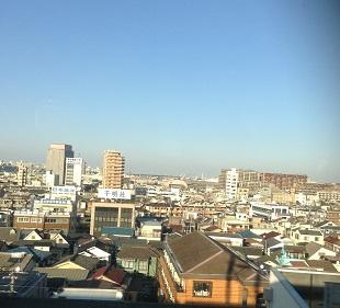 東京は春みたいでした!