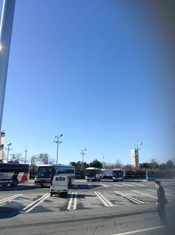 埼玉はいいお天気でしたー