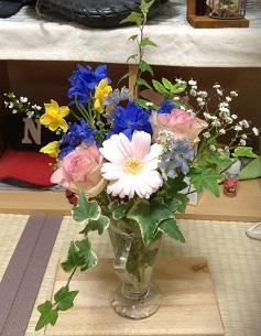 今日のお花^^