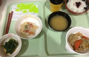 今日の夕ご飯