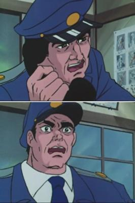 「おまえはアホか?そういうことは俺じゃなく警察に言え!!」『えぇぇぇ』