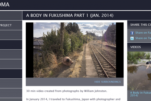 A Body in Fukushima1