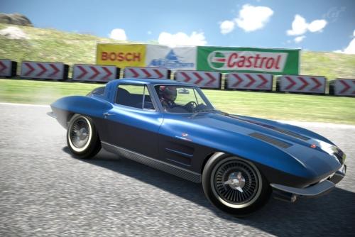 CorvetteC2'63-NC-Drift_05