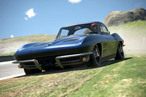 CorvetteC2'63-NC-Drift_07