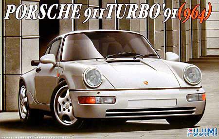 Porsche-964-turbo-fujimi