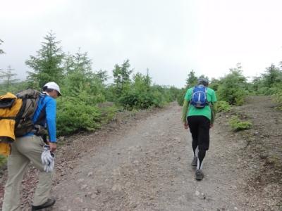 羊蹄山・駒ヶ岳 117