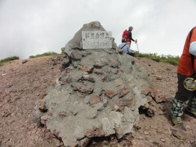 武佐岳・斜里岳 117