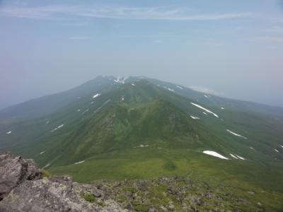 羅臼岳 076