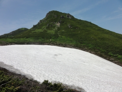 羅臼岳 095