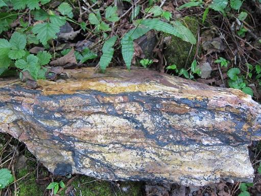 大野鉄山 鉱石