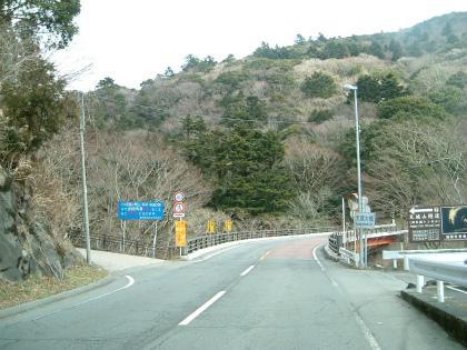天城山隧道02