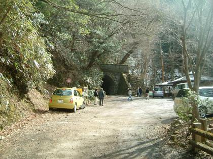 天城山隧道06