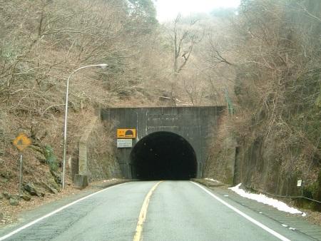 天城山隧道16