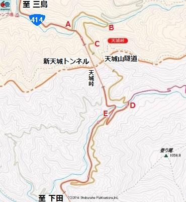 天城山隧道18