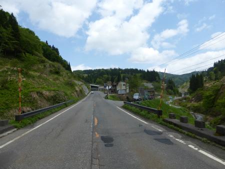 八箇峠道路19