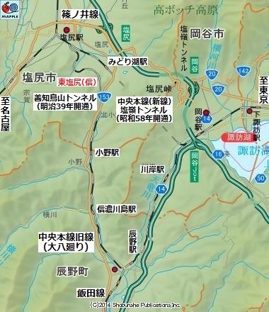東塩尻信号場02