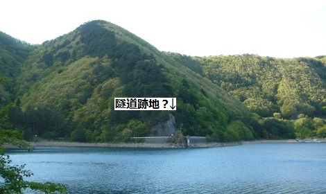 本栖湖の隧道03