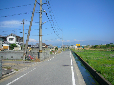 松山外環状道路34