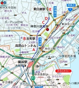 高島山トンネル09