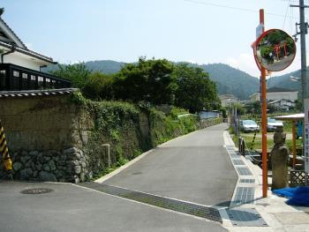 150815_01舗装された田舎道