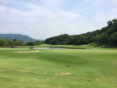 ゴルフ縮小
