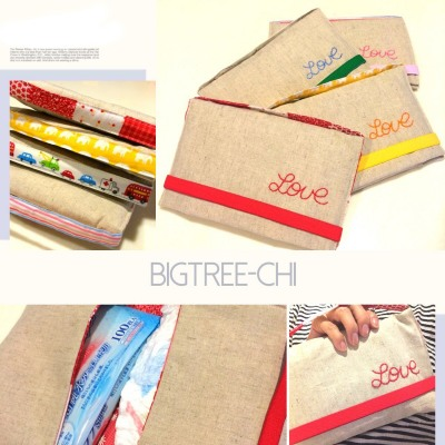 bigtree-chi ポーチ中身