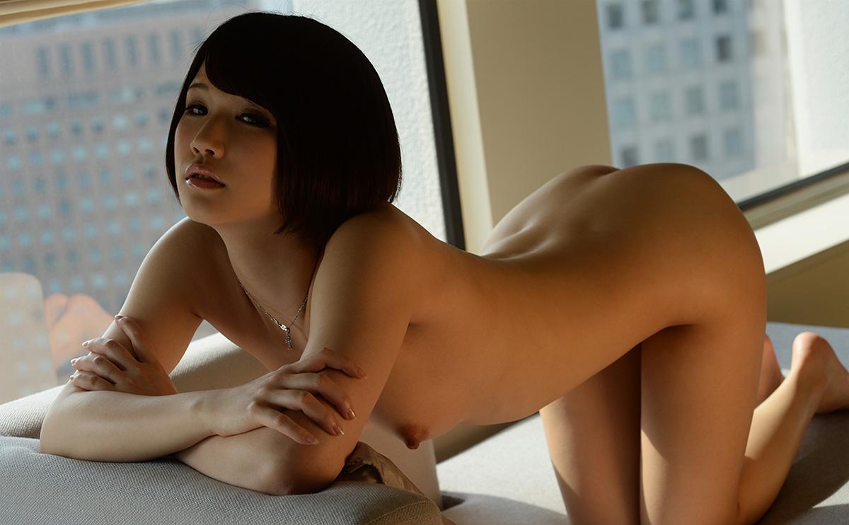 【No.20476】 Nude / 白咲碧