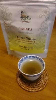 trikatu tea