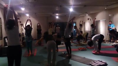 2015春Yoga Mehla