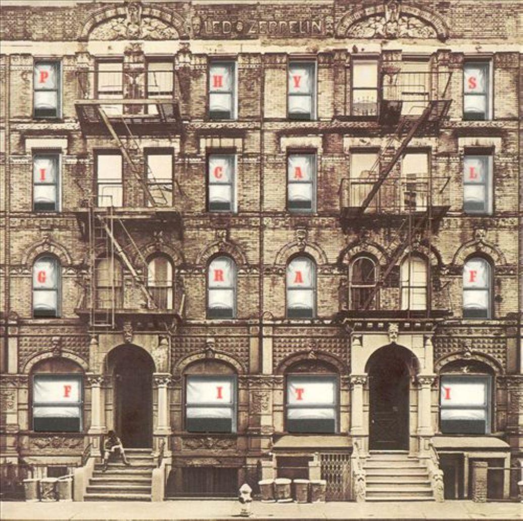 なめブログ Led Zeppelin『physical Graffiti』 Deluxe Edition