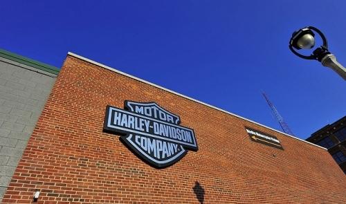 ハーレー工場