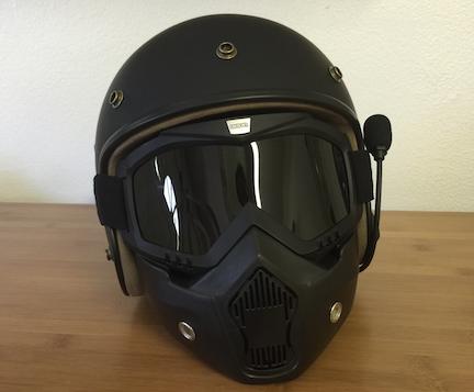ショウェイヘルメット1