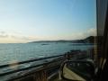 6.車窓からの海