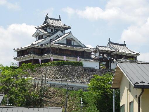 4.福知山城
