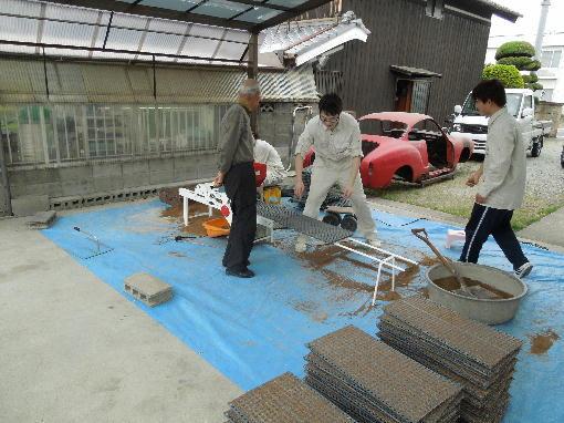 3.苗床作り