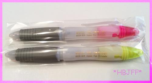 多機能ペン2色