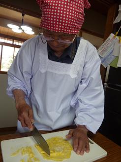 薄焼き卵2