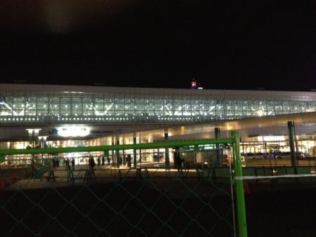 富山駅縮小