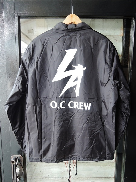 OC CREW NYLON BOA COACH JACKET (7)